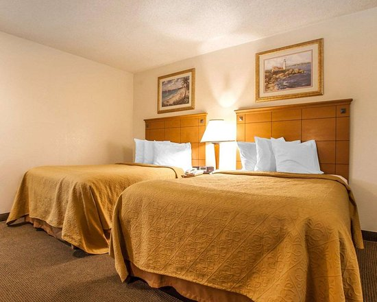 Point Pleasant, Нью-Джерси: Guest room with two beds