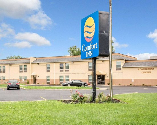 Comfort Inn hotel in Piketon, OH
