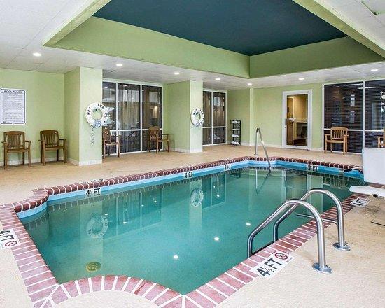 Anderson, ساوث كارولينا: Indoor pool