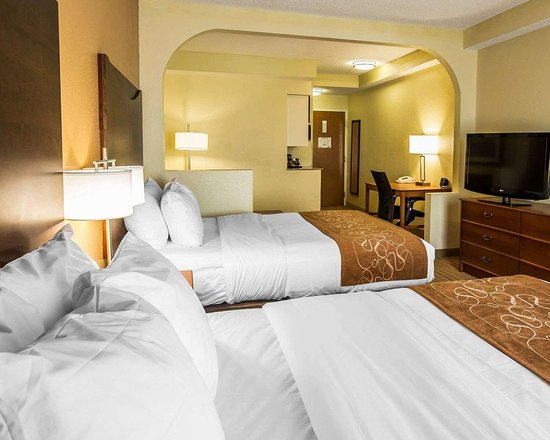 Anderson, ساوث كارولينا: Guest room with added amenities