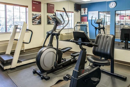Comfort Suites I-35 North: Fitness center
