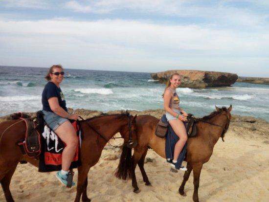 Horseback riding santa cruz beach