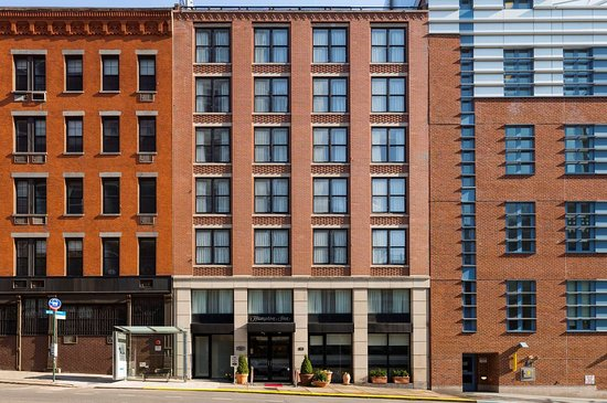 Hampton Inn Manhattan-Seaport-Financial District Hotel