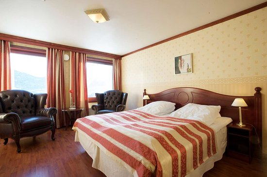Sogndal Municipality, Norwegia: Guest room
