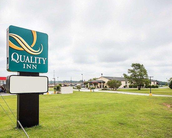 Mullins, Carolina del Sur: Hotel exterior