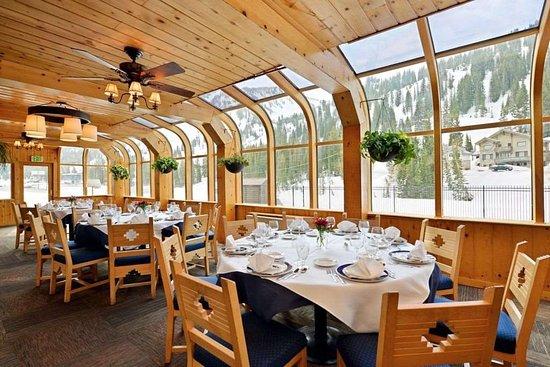 Alta, UT: Hotel Restaurant