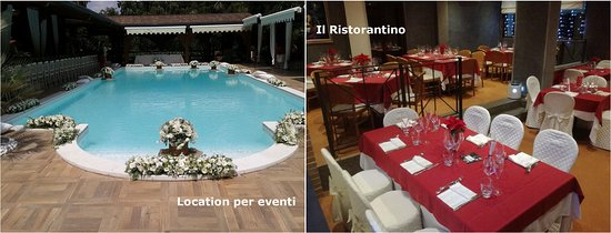 Patrica, Italië: La Villa per le cerimonie e Il Ristorantino per tutti i giorni