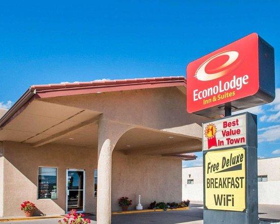 Econo Lodge Inn & Suites hotel in Socorro, NM