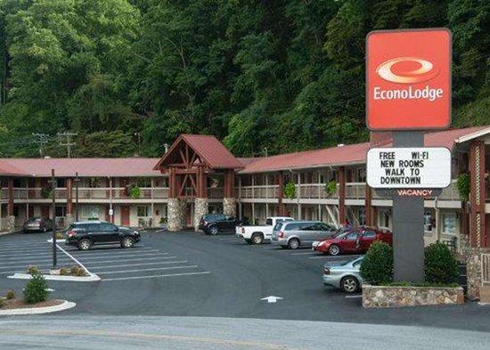 Econo Lodge Cherokee: Econo Lodge hotel in Cherokee, NC
