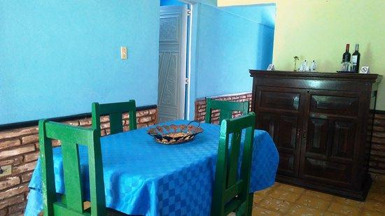 La Boca, Куба: Cocina Interior