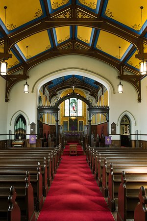 Bay of Quinte, Καναδάς: Her Majesty's Chapel Royal of the Mohawk is one of six Chapels Royal outside of the UK