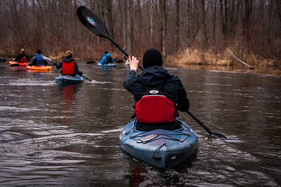 Bay of Quinte, Καναδάς: Don't find yourself up the creek without a paddle: try a guided paddling tour