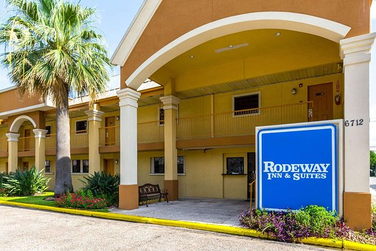 Rodeway Inn & Suites Medical Center: Hotel exterior