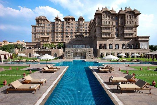 Risultati immagini per Hotel Fairmont Jaipur foto
