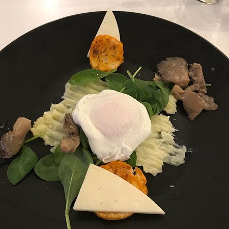 Kyma Beach Restaurant: Excellent starter 🤗