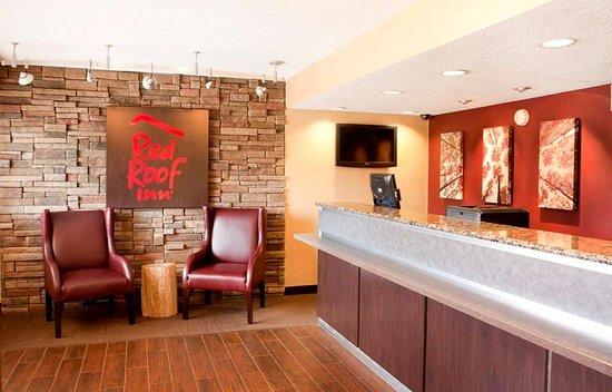 Bowmansville, نيويورك: Lobby