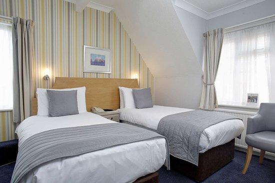 Best Western Reading Calcot Hotel, hoteles en Reading