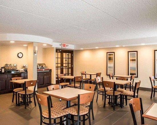 Springboro, OH: Breakfast area