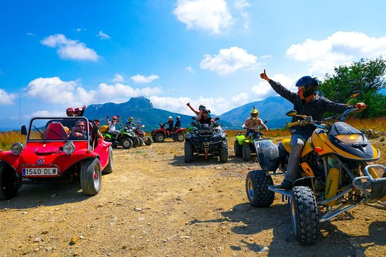 Atv Tours Calpe
