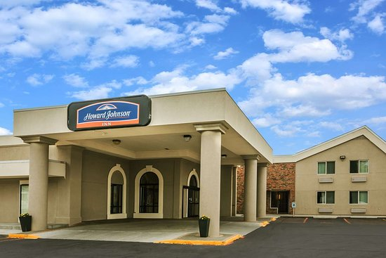 Howard Johnson by Wyndham Billings: Welcome to the Howard Johnson Billings