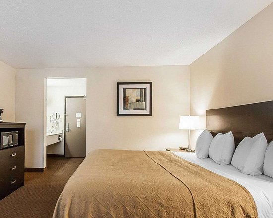 Quality Inn Murfreesboro: Guest room with one bed