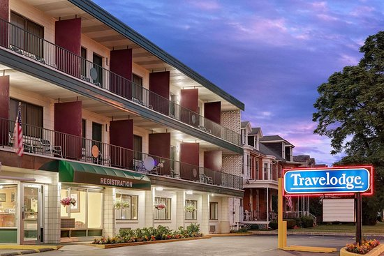 Travelodge by Wyndham Chambersburg