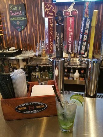 Poplar Bluff, MO: Some of our own brews on our 30 tap system