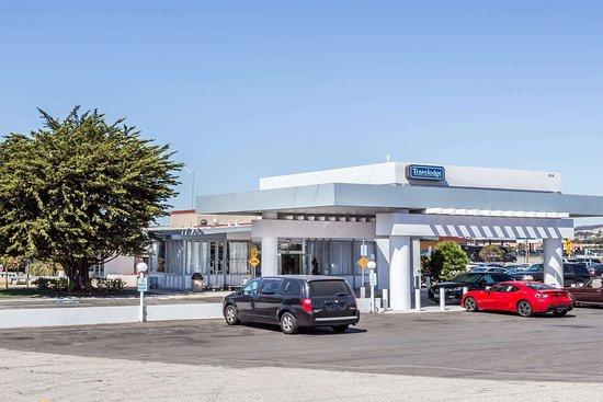 Travelodge by Wyndham San Francisco Airport North: Welcome to the Travelodge San Francisco Airport North