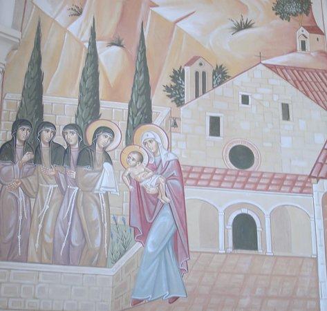 Monastère Sainte-Claire de Poligny