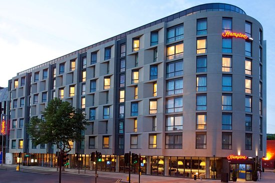 hampton by hilton london waterloo hotel reviews photos. Black Bedroom Furniture Sets. Home Design Ideas