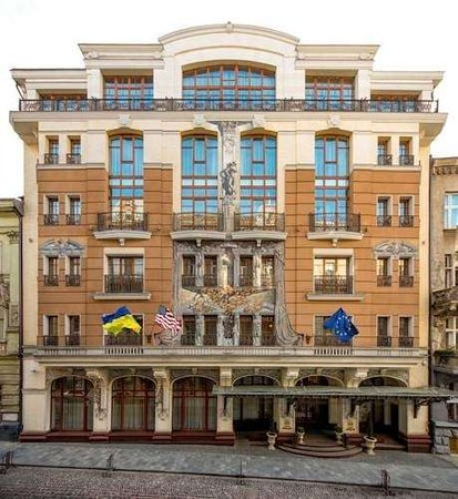 NOBILIS HOTEL (LVIV): 179 fotos, comparação de preços e avaliações