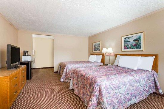 Ridgeway, VA: Guest room