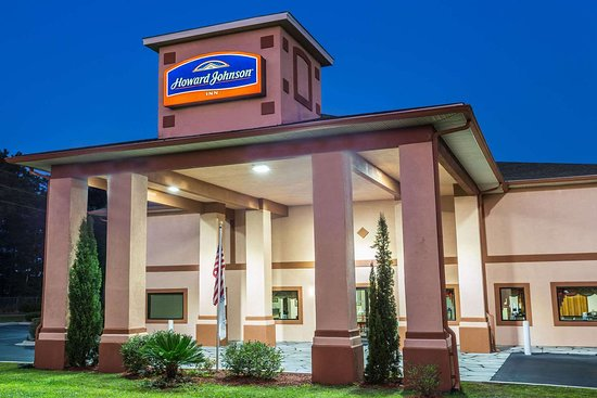 มิดเวย์, ฟลอริด้า: Welcome to the Howard Johnson Inn TallahasseeMidway