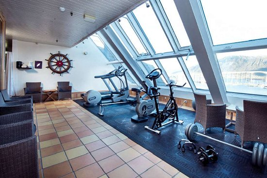 Clarion Collection Hotel With: Exercise room