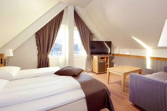 Clarion Collection Hotel With: Family suite
