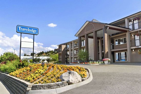 Kamloops Travelodge Mountview: Exterior