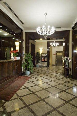 Hotel San Gallo Palace: Lobby View