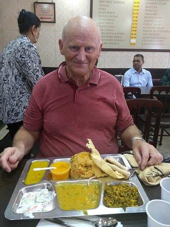 Komala Villas Restaurant : Lunch