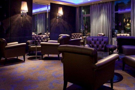Clarion Hotel Ernst: Cocktail lounge