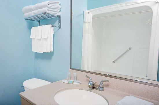 ترافلدوج بيشوب: Bathroom
