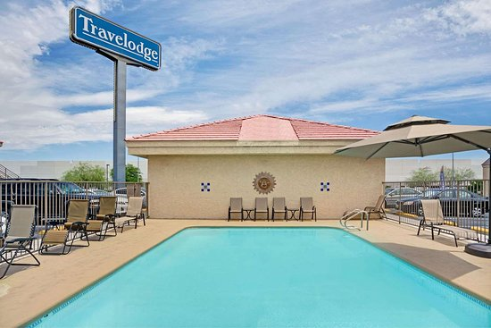 Travelodge By Wyndham Las Vegas Airport No Near The Strip