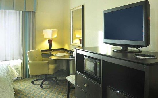 Hampton Inn Gadsden / Attalla: Guest room