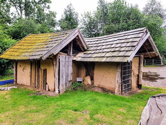 Ratingen, Tyskland: Iron Age Farm 2