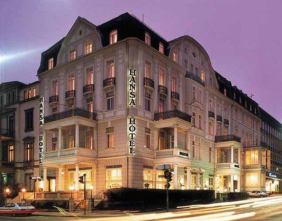 Favored Hotel Hansa: Exterior view