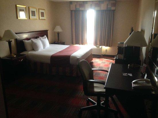 Best Western Dartmouth Inn: King Guest Room