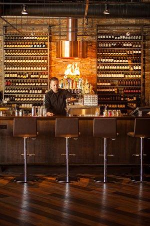 Danville, CA: Blackhawk Grille Bar