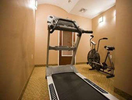 Spring City, TN: Fitness Center