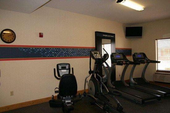 Garden City, KS: Health club