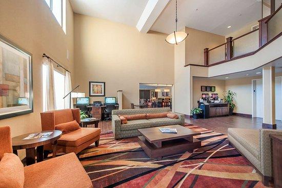 Hampton Inn Phoenix-Airport North: Hotel