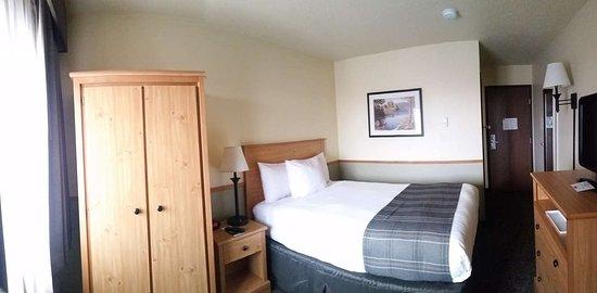Efficiency Guest Room